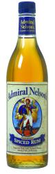 Admiral Nelson Spiced Rum label unavailable