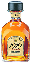 Angostura 1919 label unavailable