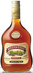 Appleton Estate Reserve Jamaica Rum label unavailable