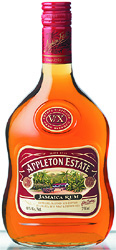 Appleton Estate VX Jamaica Rum label unavailable