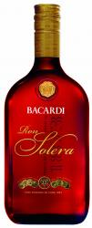 Bacardi 1873 Solera label unavailable