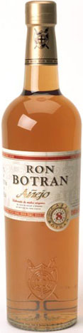 Botran Ron Añejo 8 yo label unavailable