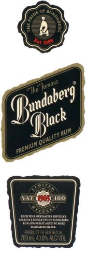 Bundaberg Black label unavailable