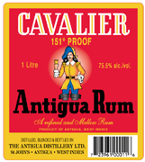 cavalier rum uk