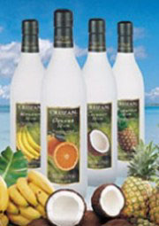 Cruzan Banana Rum label unavailable