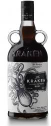 Kraken Black Spiced Rum label unavailable