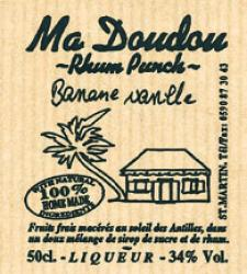 Ma Doudou Banana label unavailable