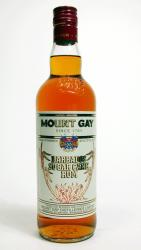 Mount Gay Sugar Cane Rum label unavailable