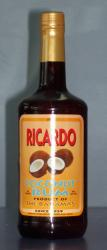 Ron Ricardo Coconut label unavailable