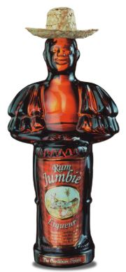 Rum Jumbie Liqueur label unavailable