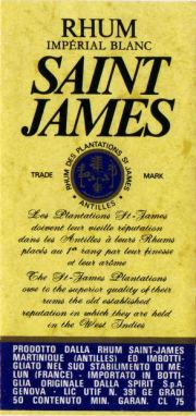 St James Imperial Blanc label unavailable